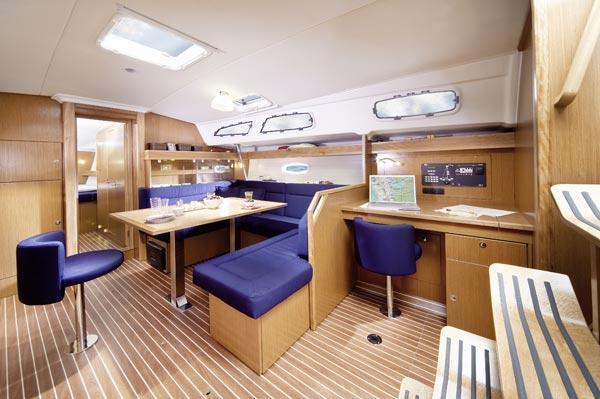 Bavaria 47 cruiser | avelecazzate.com